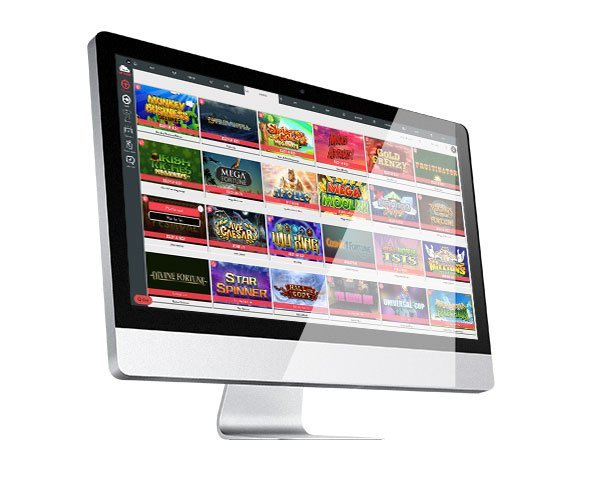 Dream Jackpot Casino desktop
