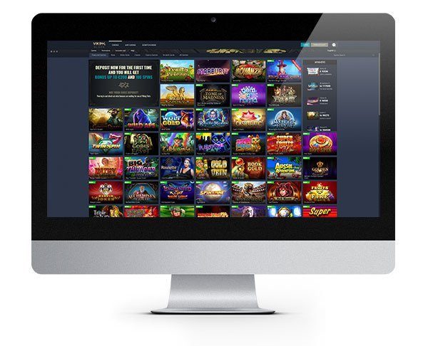 Viking Slots desktop