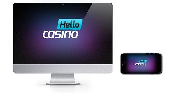 Hello Casino Deposit Match Bonus Spins
