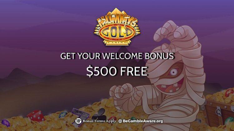 Mummys Gold Casino 960x360