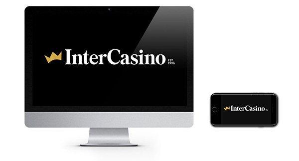 InterCasino Deposit Match Bonuses Free Spins!