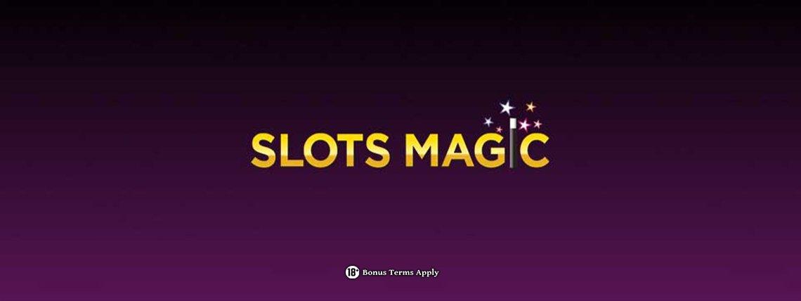 Slots Magic 1140x428