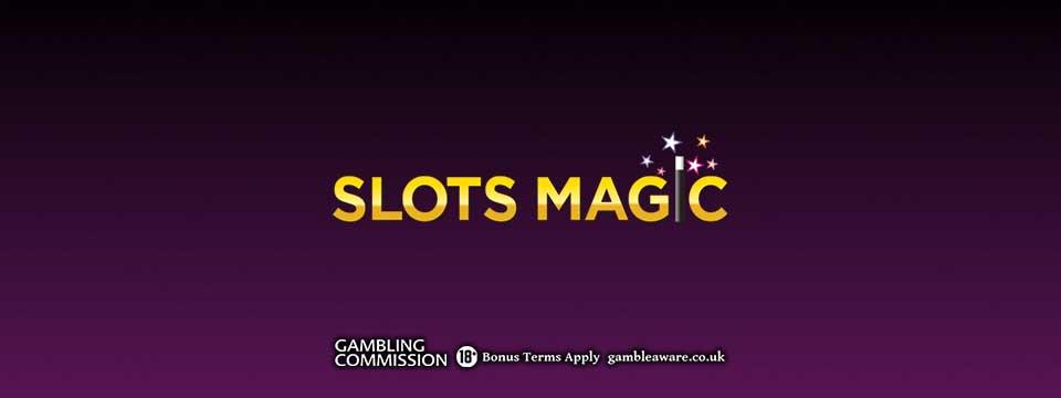 SlotsMagic Casino: 100% Match and 50 Spins on 1st Deposit!