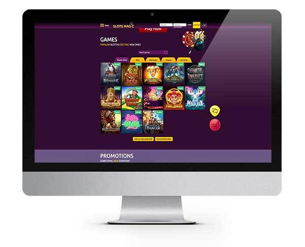 Slots Magic Casino Match Spins Deposit