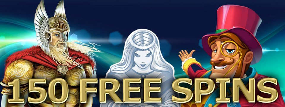 No deposit free spins the gambling city