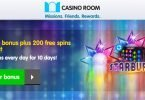 Casino room no deposit spins