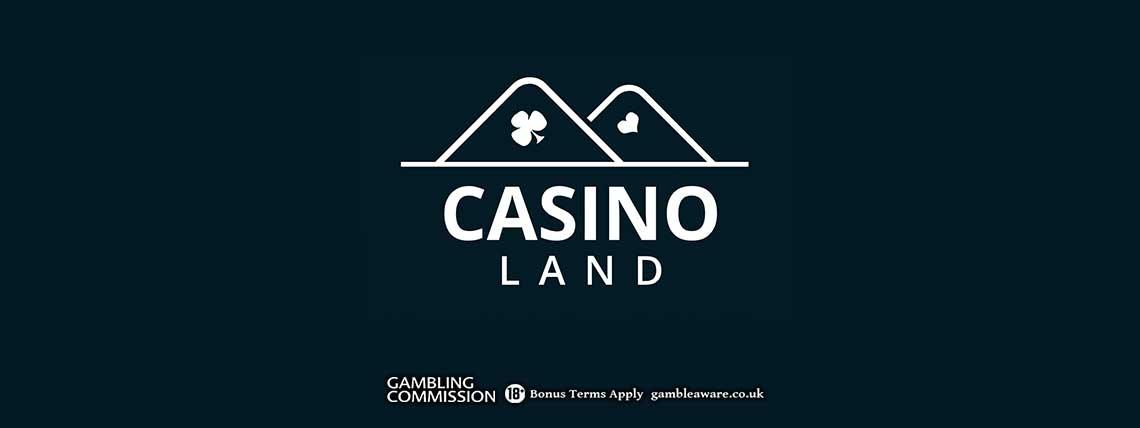 Casinoland: Up to $800 Deposit Match Bonus