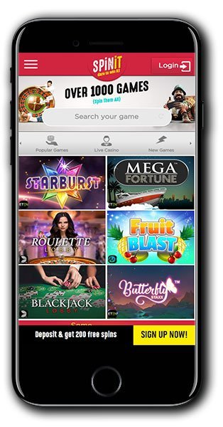 Spinit Casino Bonus Spins