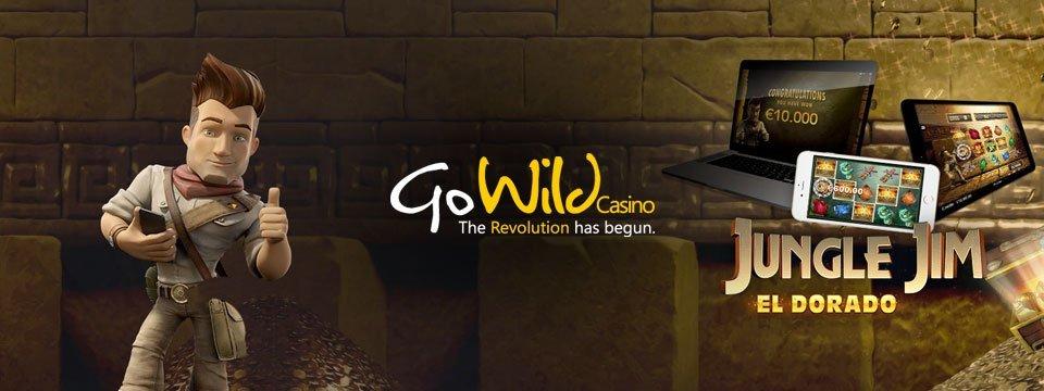 Go Wild no deposit