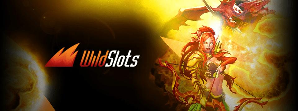Wild Slots: 100% Match Bonus + 50 Spins on Wild Wild West!