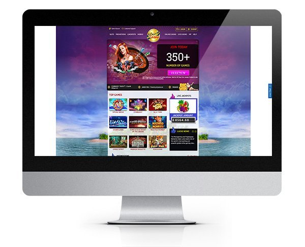 Lucks Casino Free Welcome Bonus