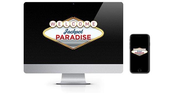 Jackpot Paradise Logo