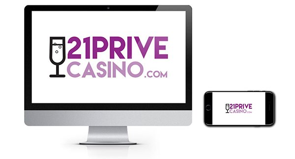 21Prive Casino 100% Match Bonus Spins