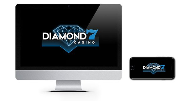Diamond7 Casino Welcome Bonus Spins
