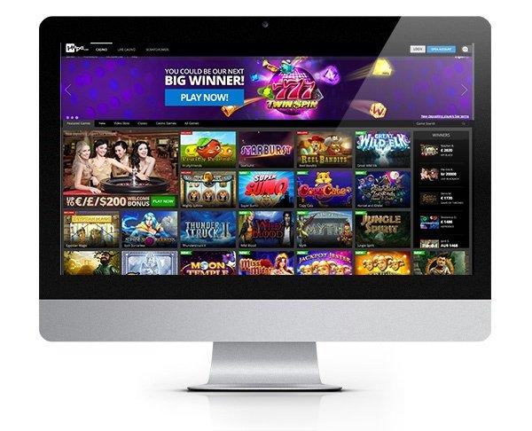 Hopa Casino Extra Cash Bonus Spins