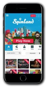 spinland casino No Deposit