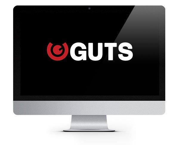 Guts Casino 100% Deposit Match Bonus new