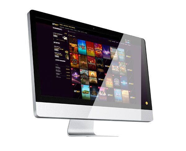 LVbet Casino desktop