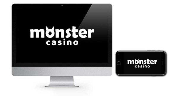 Monster Casino Match Bonus Spins
