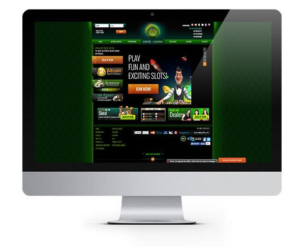 celtic casino no deposit