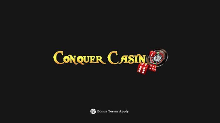 Conquer Casino 1140x428