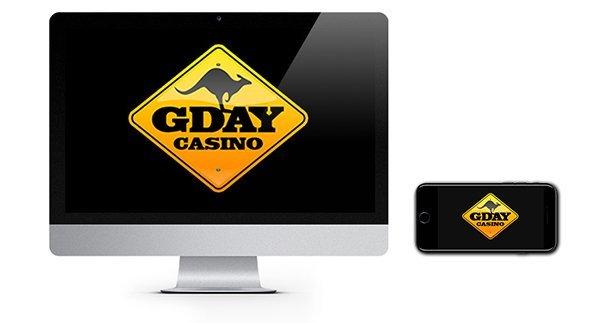 Gday Casino Match Bonus Spins Package