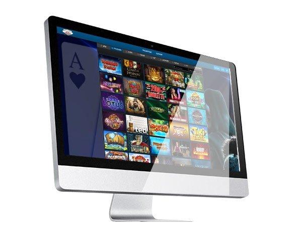 Jackpot Paradise desktop