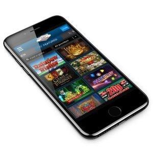 Jackpot Paradise mobile