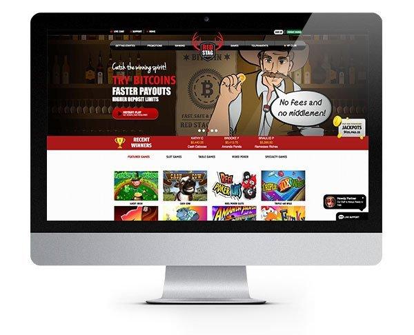 Red Stag Casino Bonus Spins