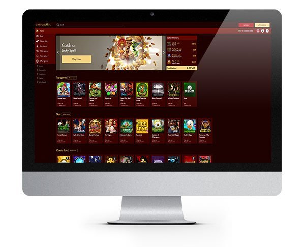 Spartan Slots Casino Tanpa Deposit Spins