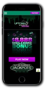 Uptown Aces Welcome Bonus