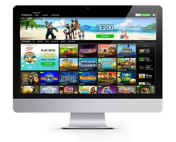 Barbados Casino Spins Bonus