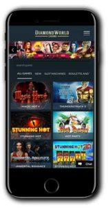 Diamond World Casino Free Bonus Spins