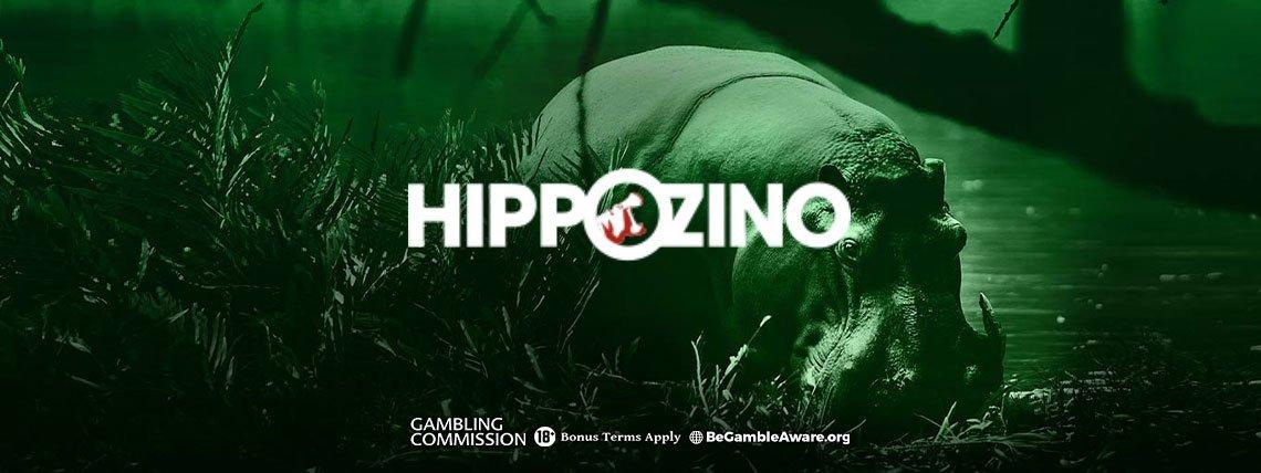 Hippozino Casino: 150% Match Bonus + Free Spins Welcome Package