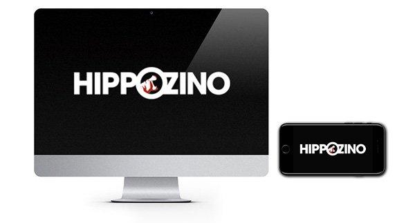 Hippozino Casino desktop mobile