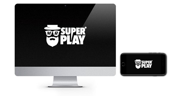 Mr SuperPlay logo