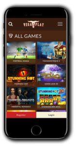 Vegas Play Casino Welcome Offer Bonus Spins