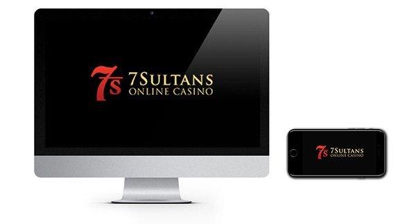 7Sultans Casino Bonus Spins 100% Match Bonus