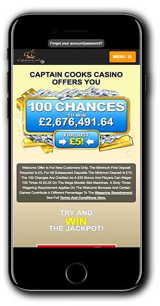 Captain Cook's Casino