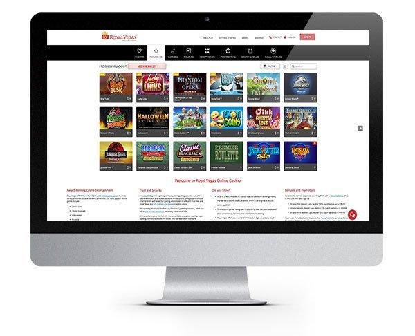 Royal Vegas Casino Deposit Bonus Spins