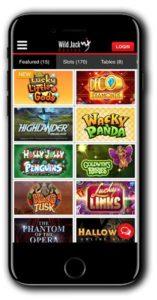 Wild Jack Casino Match Bonus Spins