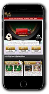 Blackjack Ballroom Casino: 100% Match Bonus