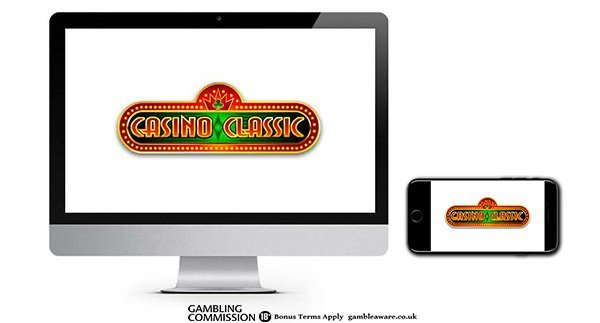 Casino Classic $500 Welcome Bonus
