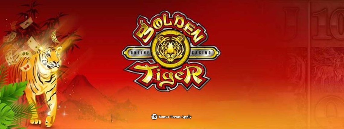 Golden Tiger 1140x428