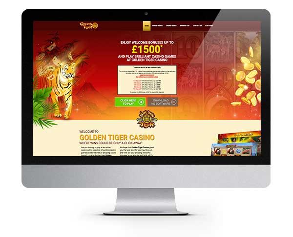 Golden Tiger Casino Casino Bonus