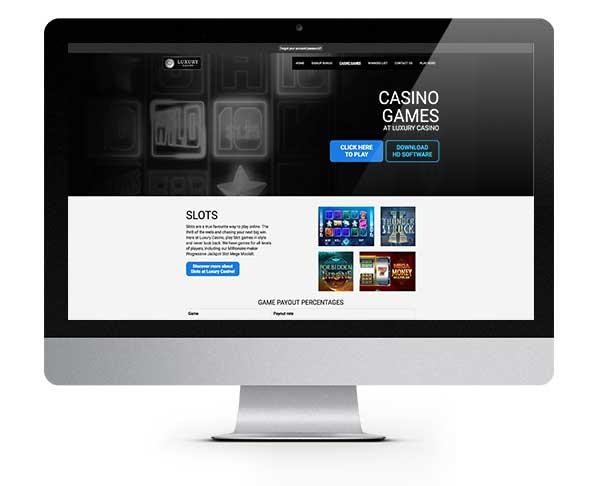 Luxury Casino Casino Bonus