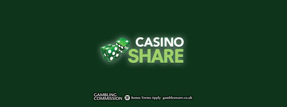 Casino Share: Get a New Player $500 Sign Up Bonus