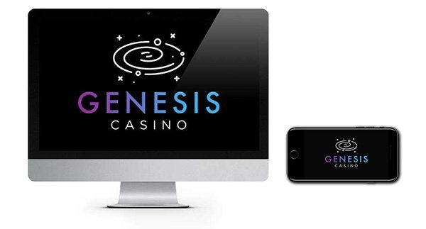 NEW Genesis Casino Spins 100% Match Bonus