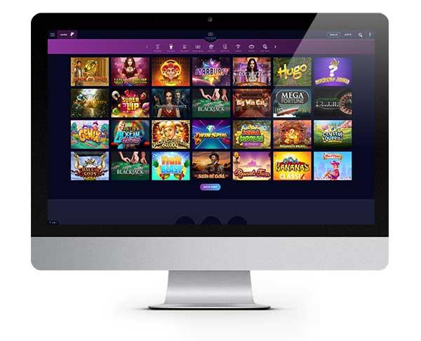 NEW Genesis Casino Spins 100% Match Bonus