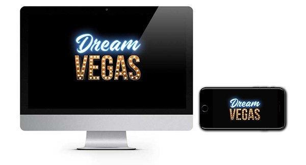 Dream Vegas Casino NEW Bonus Spins Match